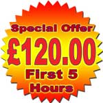 automatic driving lessons special offers