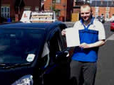 automatic driving lessons in stockport