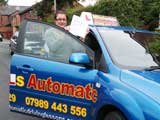 automatic driving lessons in stalybridge, Tameside
