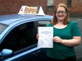 automatic driving lessons in Stalybridge, tameside.