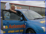 automatic driving lessons in Bredbury, Stockport